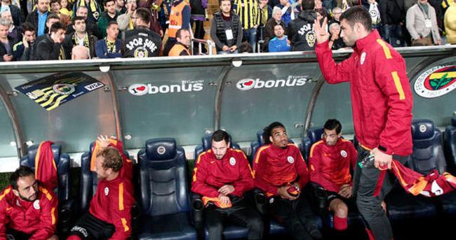 Burak Yılmaz'dan Fenerbahçelileri çıldırtan hareket!