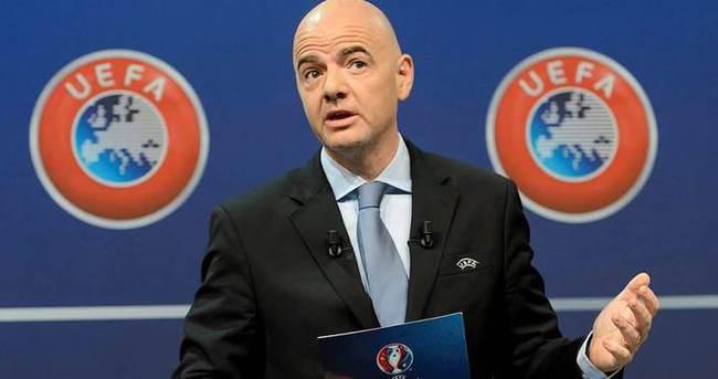 FIFA başkanlığı için sürpriz aday