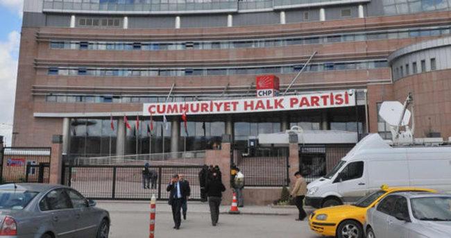 CHP Genel Merkezi'ne ateş açıldı