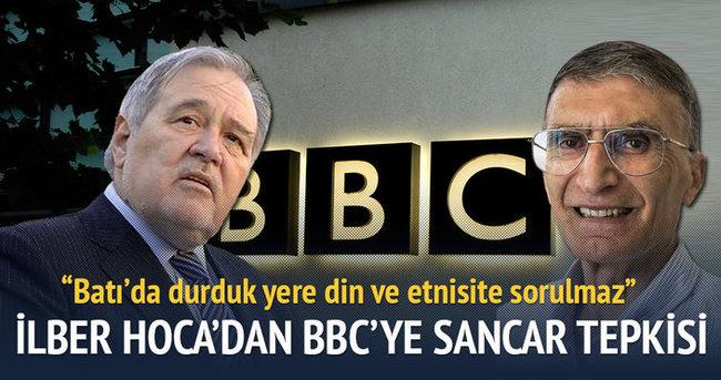 İlber Hoca'dan BBC'ye Sancar tepkisi