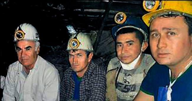 Milletvekili Ceylan maden işçisi oldu