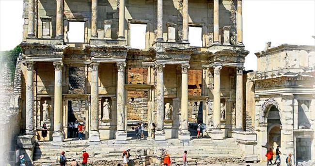 Efes ve Bergama gelecekten umutlu