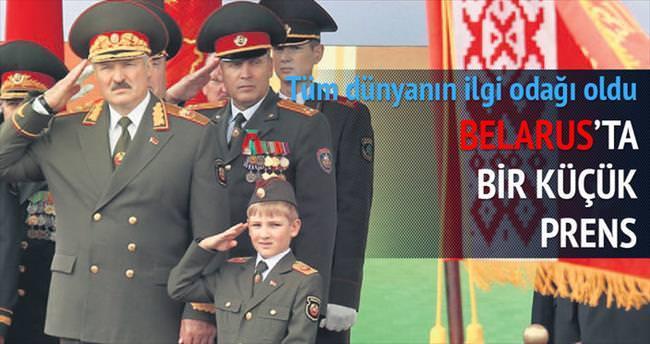 Belarus'ta bir Küçük Prens