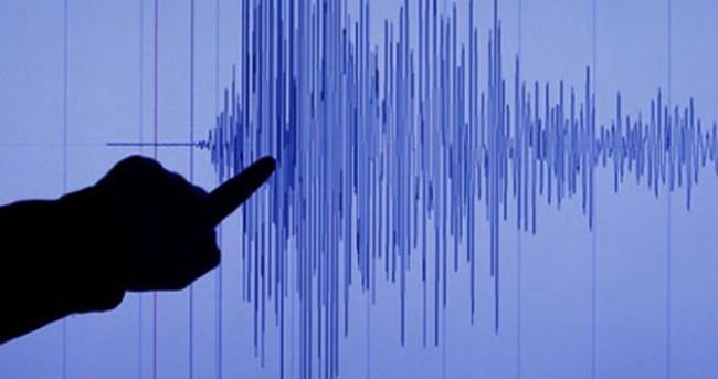 Çanakkale'de aynı gecede iki deprem