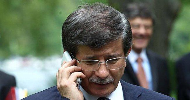 Başbakan'dan Kılıçdaroğlu'na geçmiş olsun telefonu