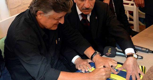 Yılmaz Vural'ın Fenerbahçe hayali