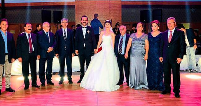 Mehmet Can ile Serpil hayatlarını birleştirdi