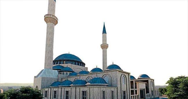 Organize Sanayi'ye 5 bin kişilik cami