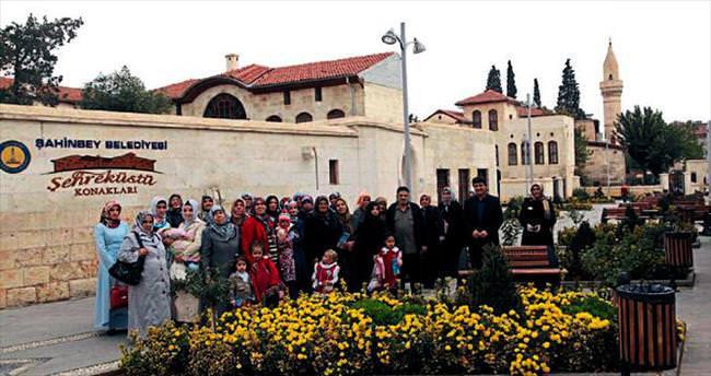 Restorasyonla evler turizme kazandırıldı