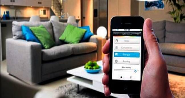 'Akıllı ev' sayesinde işinizi kolaylaştırın