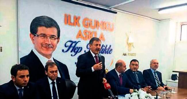 ÖZDAĞ: Her yerde AK Parti'ye katılım var