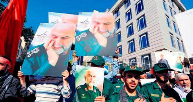 İran'da Suriye öfkesi başladı
