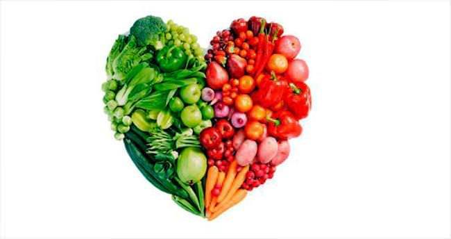 Meyve-sebzenin faydası 20 yıl sürüyor