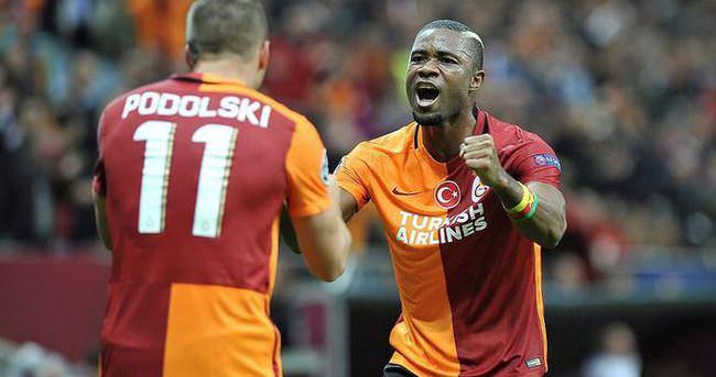 Galatasaray, Chedjou ile sözleşme uzatıyor