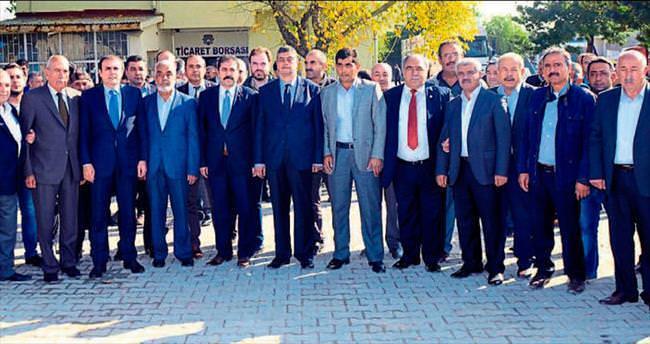 Elbistan'da AK buluşma