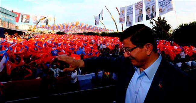 Antalya'ya teşekkür