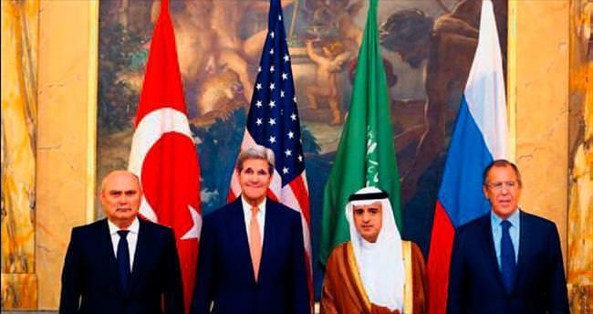 Suriye toplantılarına İran da davetli