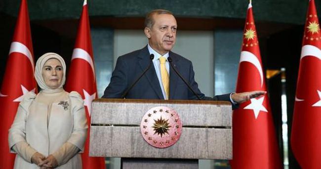 Erdoğan'dan çok önemli 29 Ekim mesajı