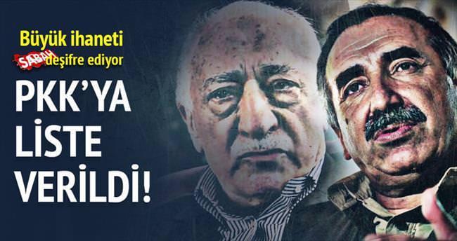 PKK-Paralel Yapı arası ihanet ortaklığı