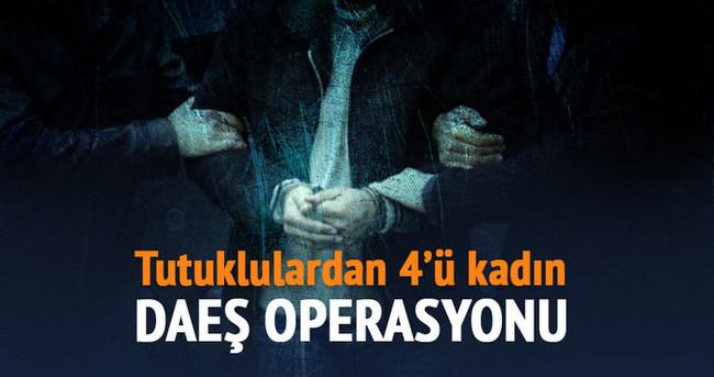 Sakarya merkezli DAEŞ operasyonu