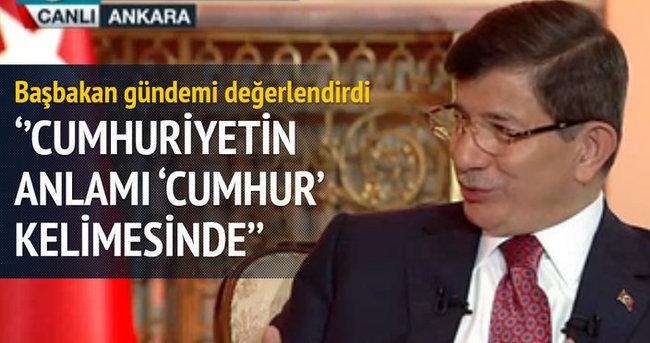 Davutoğlu: Türkiye bunu kaldıramaz