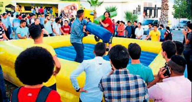 YDÜ'de Welcome Party