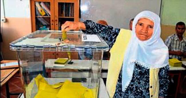 Manisa'da 1 milyon kişi oy kullanacak