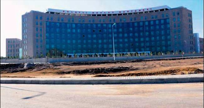 Polatlı'ya beş bin kişilik dev hastane