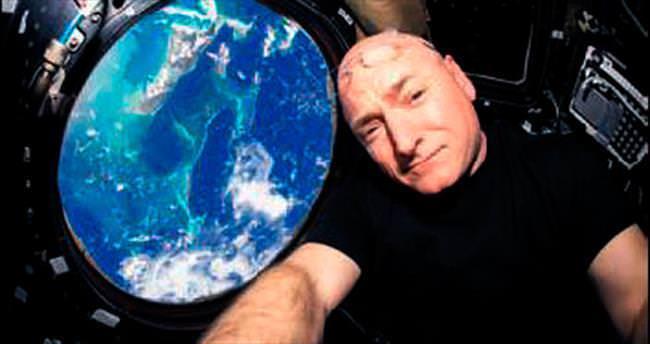 Uzayda en uzun süre kalan ABD'li
