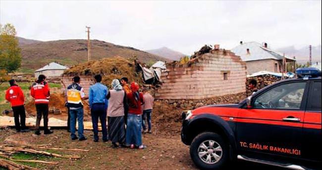 Van'da 4.8'lik deprem korkuttu