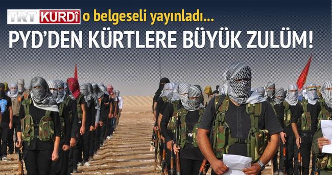 PYD'den Kürtlere büyük zulüm!