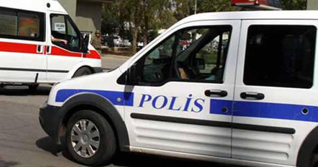 Gaziantep'te polise bombalı saldırı!