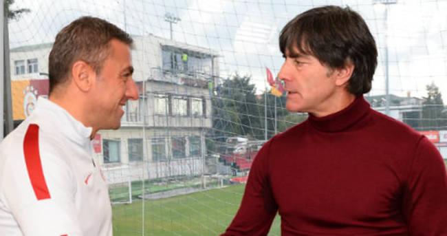 Löw: Podolski'nin Galatasaray tercihi doğru