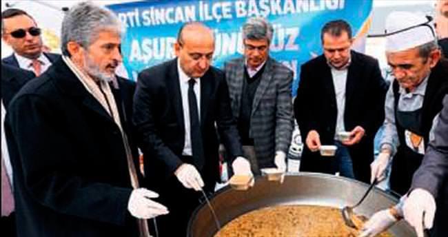 Akdoğan muhalefete yüklendi
