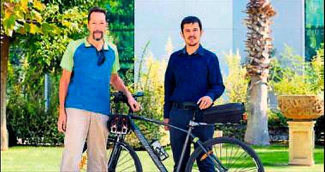 Bisiklet hırsızlığını engelleyecek proje