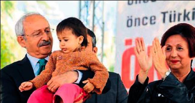 Kılıçdaroğlu İzmir'i turladı