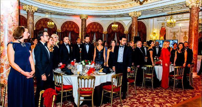 Monte Carlo'da 29 Ekim Cumhuriyet coşkusu...