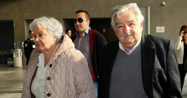 En yoksul devlet başkanı İstanbul'da