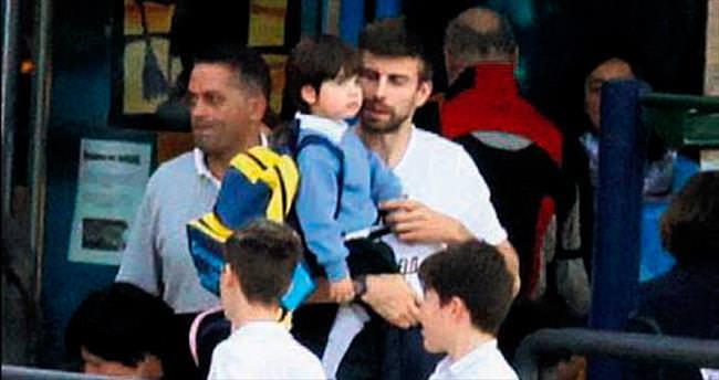 Minik Milan'ın okul günü