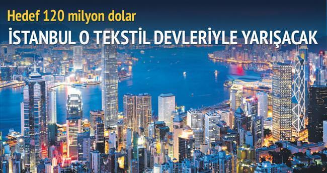 İstanbul Hong Kong'la yarışacak
