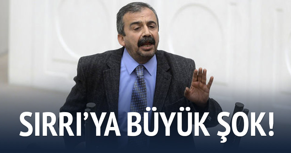 Sırrı Süreyya Önder milletvekili olamıyor
