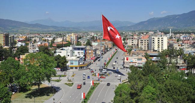 Osmaniye seçim sonuçları - 1 Kasım 2015 Genel Seçimleri Oy Oranları