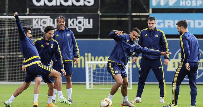 Fenerbahçe'de Ajax maçı hazırlıkları