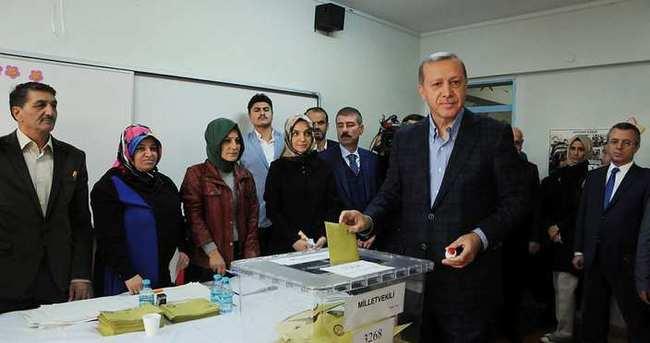 Cumhurbaşkanı Erdoğan Ankara'ya geldi