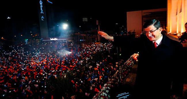 Başkenti 2011 ruhu sardı