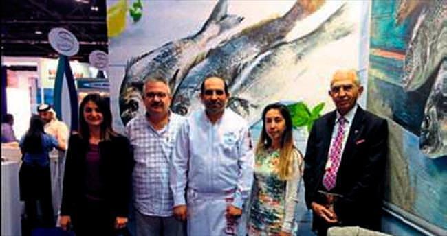 Dubai'de Türk balıkları ziyafeti