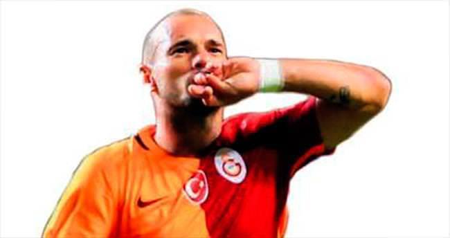 Sneijder'in 4 sezon hedefi