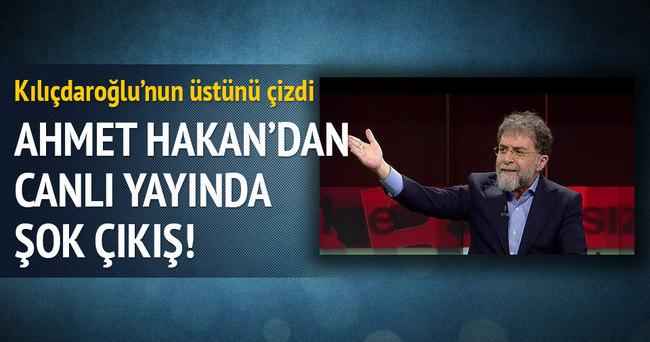 Ahmet Hakan'dan şok Kılıçdaroğlu çıkışı!