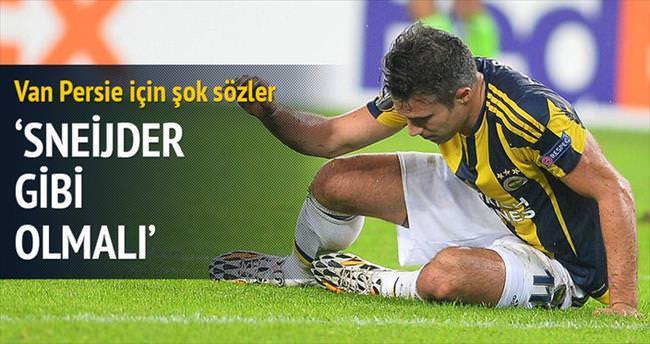 Sneijder gibi olmalı
