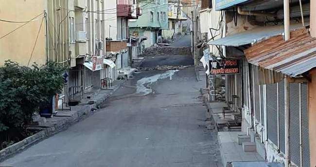 Silvan'da sokağa çıkma yasağı